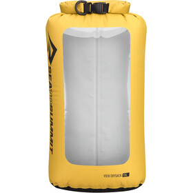 Sea to Summit View Dry Sack 13L, yellow